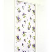 《布安於室》浪漫紫玫瑰遮光風水簾