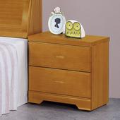 《時尚屋》威爾特1.7尺樟木床頭櫃