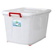 《FP》滑輪整理箱-130L(78.4x57x46公分)