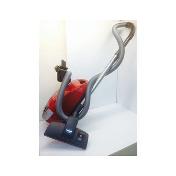 《海夫健康生活館》S6370吸塵機-辣椒紅