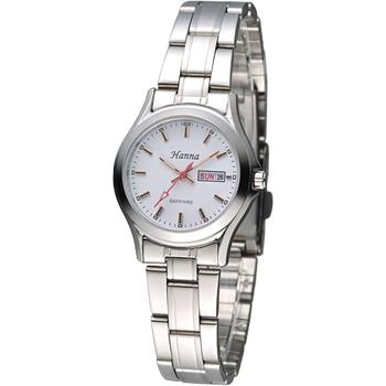 Hanna 經典實用品味女錶 H6881L-VX83