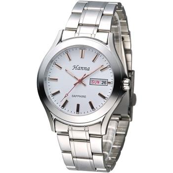 Hanna 經典實用品味男錶 H6881M-VX43