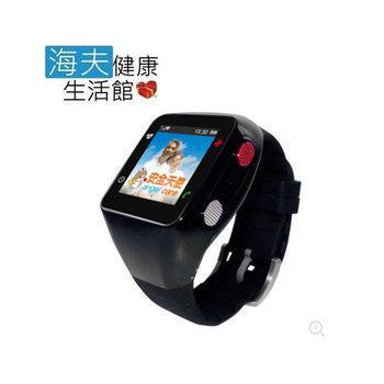 【蓋德科技】 【蓋德科技】安全天使 智慧型健康照護手錶 GD-700 (居家版) 個人衛星定位器(黑)