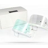 《紫飛機》防飛沫 透明口罩(十片入/盒)