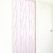 《布安於室》蘿蕾萊遮光長門簾-粉紫