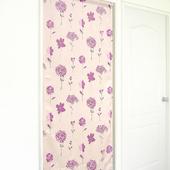 《布安於室》夏之花遮光風水簾-紫色