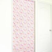 《布安於室》花之梅遮光風水簾(粉色)