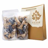《六度本舖》手工糖系列 竹碳杏仁牛軋糖 (禮盒版)