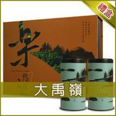 《名池茶業》大禹嶺高山茶/茶葉禮盒300g(樂悠遊款)台灣高山茶王