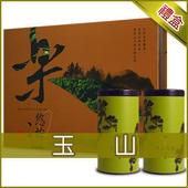 《名池茶業》玉山手採高山茶/茶葉禮盒300g(樂悠遊款)