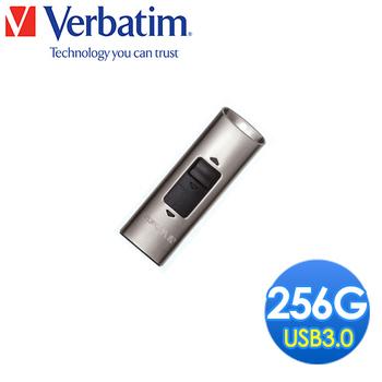 Verbatim 威寶 256G USB3.0 超高速MLC SSD效能隨身碟 Vx400(適合儲存4K影片)
