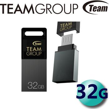 Team 十銓 M151 USB2.0 microUSB-USB OTG 隨身碟 32G