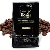 《幸福小胖》巴里島小綿羊 黃金咖啡 公豆(2包 (半磅/包))