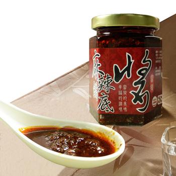 那魯灣 富發麻辣鍋底醬(3罐(160g/罐))