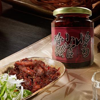 ★結帳現折★【那魯灣】 富發珍饌小管醬(2罐 (260g/罐))