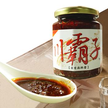 《【那魯灣】》富發川霸子茴香麻辣醬(3罐(265g/罐))