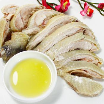 《那魯灣》精饌無骨 油雞腿(2包 (425公克/包))