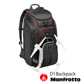 《Manfrotto 富曼圖》D1 Drone Backpack 空拍機雙肩包 D1(D1 Drone Backpack)