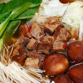 《那魯灣》養生牛肉(牛腩)鍋(1盒(1.2kg/內含肉300g/盒))