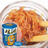 《【幸福小胖】》海洋王宮瑤柱燒(3罐 (原味/120g/罐))