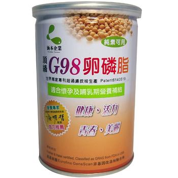 涵本 ADM頂級G98卵磷脂(200g/罐)