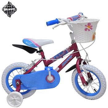 HUFFY 美國百年品牌女童車.兒童自行車.腳踏車.童車.兒童腳踏車.輔助輪童車(12吋)