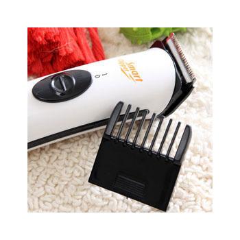 ENNE 寶貝寵物五段式電動剪毛器/HL-6609(白色)