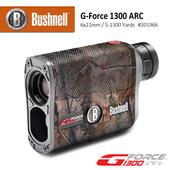 《美國 Bushnell 倍視能》G-Force 1300 ARC Camo 6x21mm 5-1300碼 防水型雷射測距望遠鏡 #201966 (公司貨)