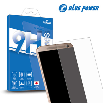 BLUE POWER Asus Zenfone2 Laser (5.5吋) 9H鋼化霧面玻璃保護貼