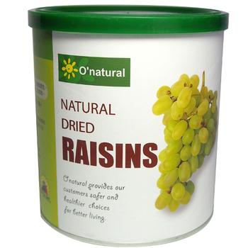 歐納丘 美國加州天然無籽葡萄乾(360g/罐)