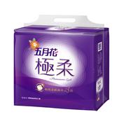《五月花》極柔頂級抽取衛生紙(110抽*12包)