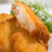 《鮮綠生活》團購超夯~香酥鱈魚排60g±10%/片-買越多越便宜(12片)