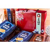 《喜福田》海陸雙拼雙重享受禮盒組(肉紙/肉乾/肉鬆) 口味任選(6盒入/組)