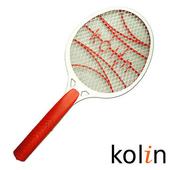 《歌林》小黑蚊剋星電池式電蚊拍KEM-SH07/SH08-顏色隨機(KEM-SH07/SH08/三層超細網面設計)