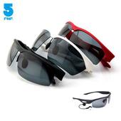 《ifive》EYE 抗噪通話型藍牙4.0眼鏡(都會紅)