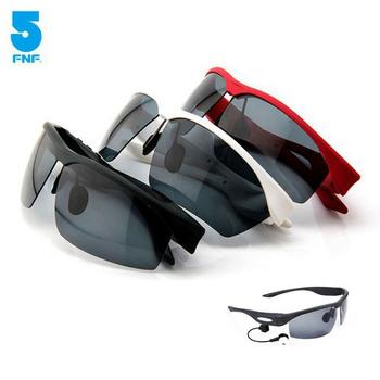 ifive EYE 抗噪通話型藍牙4.0眼鏡(都會紅)