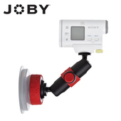 《JOBY》Suction Cup & Locking Arm 強力吸盤攝影機鎖臂 SC101(Suction Cup & Locking Arm)