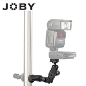 《JOBY》Flash Clamp & Locking Arm 閃光燈固定鎖臂 GP1-01F(Flash Clamp & Locking Arm)