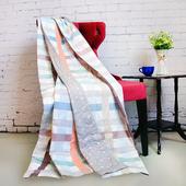 《Indian》純棉蠶絲涼被-唐古拉(150*180cm)