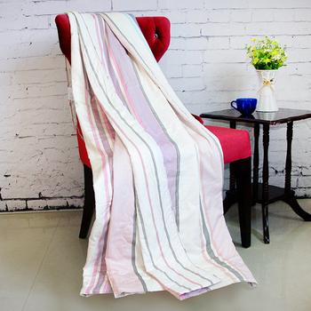 《Indian》純棉蠶絲涼被-日光海岸(150*180cm)
