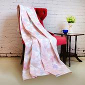 《Indian》純棉蠶絲涼被-溫婉簡約(150*180cm)