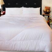 《Indian》加大棉柔纖維被(8x7尺(240×210cm))
