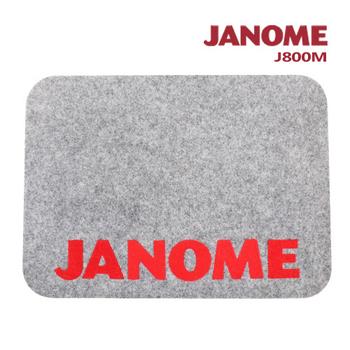 《日本車樂美JANOME》吸音防震墊J1100M(J1100M)日本縫紉品牌 台灣在地製造