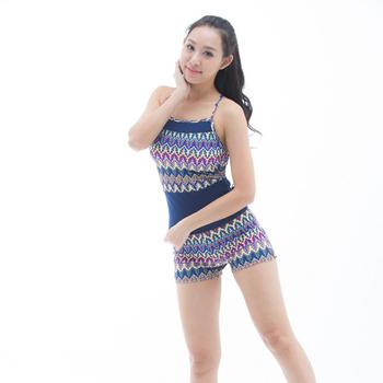 ★結帳現折★【SARBIS】 泡湯/SPA專用大女二件式泳裝附泳帽C89152(M)