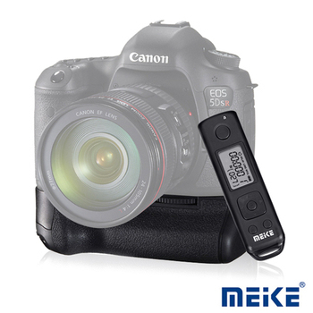 MEIKE 美科 FOR Canon 5D Mark III 垂直手把(BG-E11) 公司貨(附遙控器)(Canon 5D Mark III)