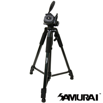 《SAMURAI》Pro 888 鋁合金握把式腳架(Pro 888)