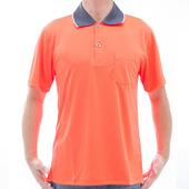 《【SAIN SOU】》台灣製吸濕排汗速乾短袖POLO衫T26536-09(L)