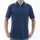 《【SAIN SOU】》台灣製吸濕排汗速乾短袖POLO衫T26536-02(S)