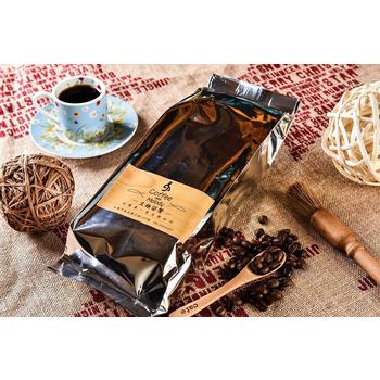 豆趣留聲 義式經典配方拿鐵風味咖啡豆(1磅)