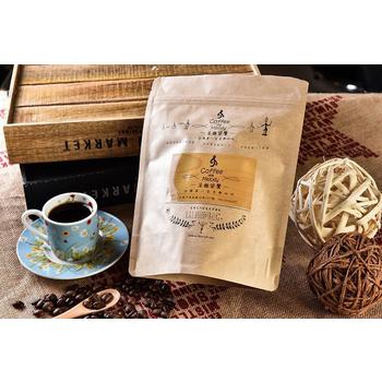 《豆趣留聲》印尼黃金曼特寧咖啡豆(半磅)